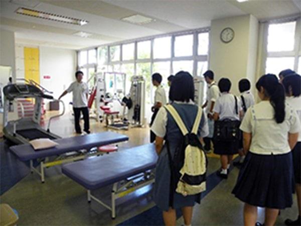実習病院見学イメージ