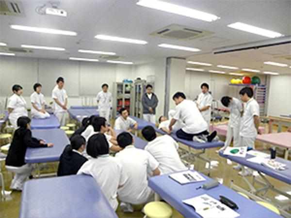 理学療法・作業療法治療体験会イメージ