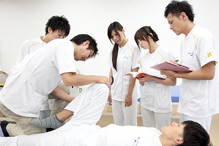 国家試験合格率と就職率